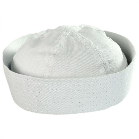 Jacobson Cotton Sailor Gob Hat - Adult