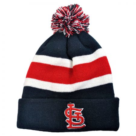 47 Brand St. Louis Cardinals MLB Breakaway Knit Beanie Hat