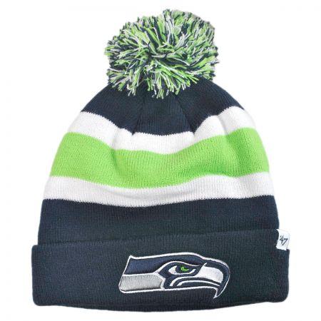 47 Brand Seattle Seahawks NFL Breakaway Knit Beanie Cap