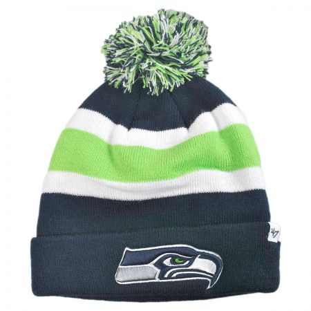 47 Brand Seattle Seahawks NFL Breakaway Knit Beanie Hat