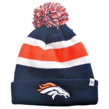 47 Brand Denver Broncos NFL Breakaway Knit Beanie Cap