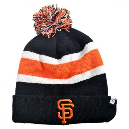 47 Brand San Francisco Giants MLB Breakaway Knit Beanie Cap