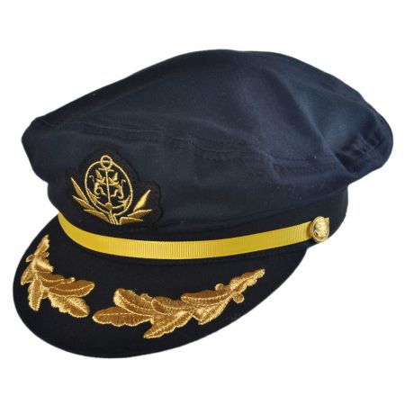 Aegean Admiral's Cotton Adjustable Cap