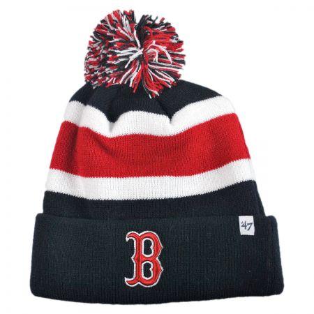 47 Brand Boston Red Sox MLB Breakaway Knit Beanie Cap
