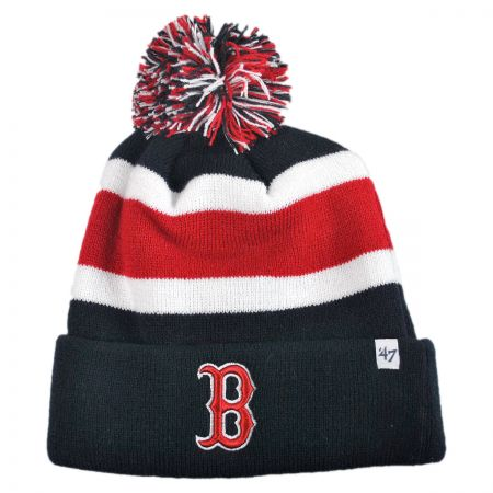 47 Brand Boston Red Sox MLB Breakaway Knit Beanie Hat