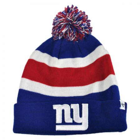 47 Brand - New York Giants NFL Breakaway Knit Beanie Cap