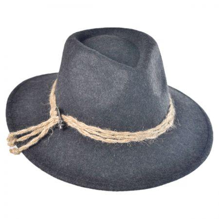 Jeanne Simmons Twine Hatband Fedora Hat