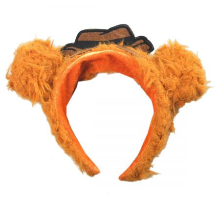 The Muppets Fozzie Headband hat