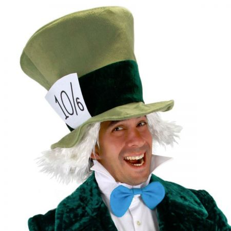 The Muppets Mad Hatter Kit hat