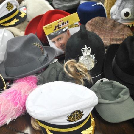 Village Hat Shop SIZE: ASSORTED