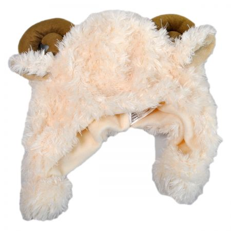 Jeanne Simmons Child's Ram Hat