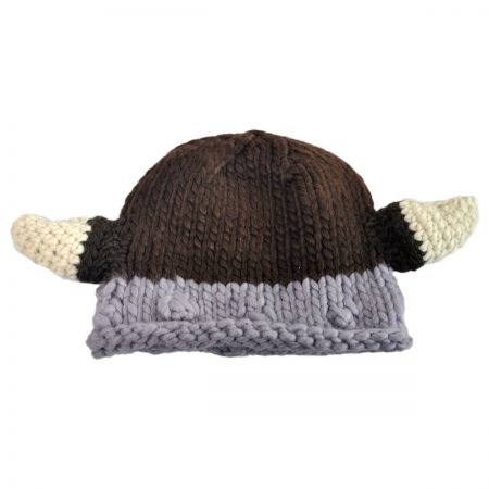 Jeanne Simmons Viking Infant Beanie Hat