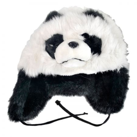Jeanne Simmons Panda Infant Hat