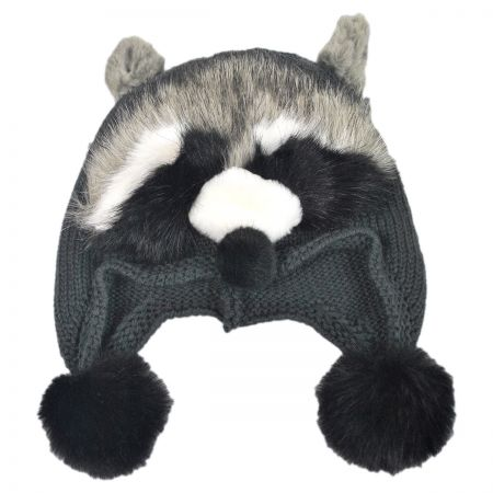 Jeanne Simmons Raccoon Infant Hat