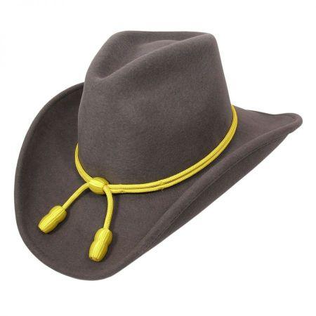 Golden Gate Hat Company Civil War Cavalry Wool Felt Hat