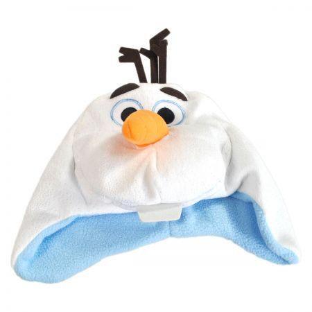 Disney Olaf Frozen Hoodie Hat