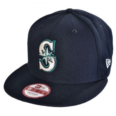 Seattle Mariners MLB 9Fifty Snapback Baseball Cap alternate view 1