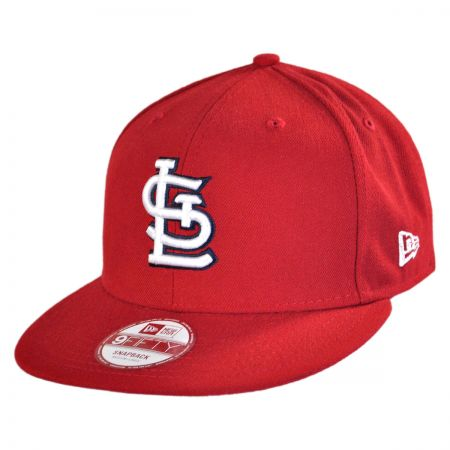 New Era St. Louis Cardinals MLB 9Fifty Snapback Baseball Cap