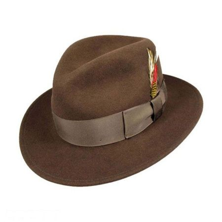 Golden Gate Hat Company St. Louis Fedora Hat