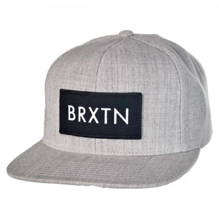 Brixton Hats BRXTN Rift Adjustable Baseball Cap