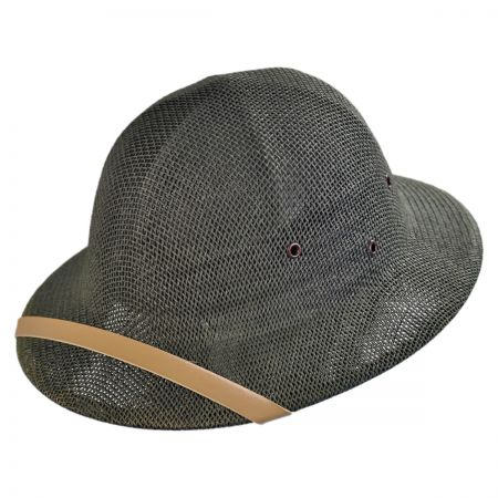 Golden Gate Hat Company Toyo Straw Pith Helmet