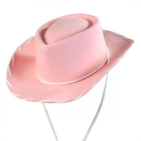Golden Gate Hat Company Yippie-I-Oh Kids Cowboy Hat
