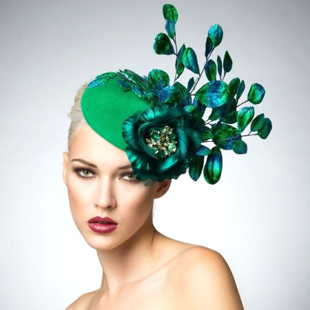 Arturo Rios Collection Aria Fascinator Hat