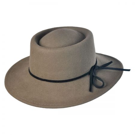 Brooklyn Hat Co Wrangler Boater Hat