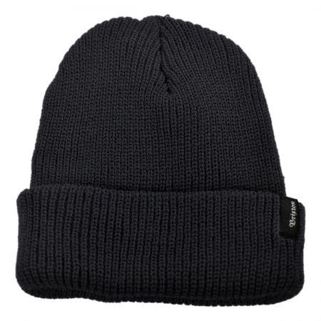 Brixton Hats Heist Knit Acrylic Beanie Hat