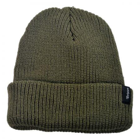 Brixton Hats Heist Beanie Hat