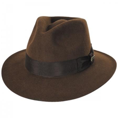 Indiana Jones Officially Licensed Fur Felt Fedora Hat