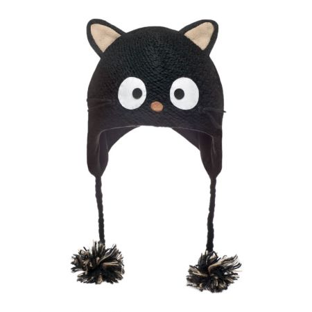 Hello Kitty Chococat Peruvian Beanie Hat