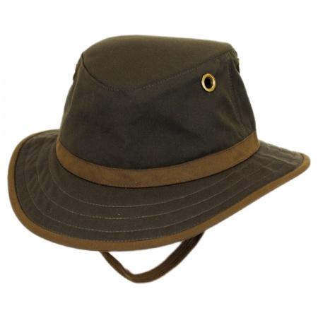 TWC7 Wax Cotton Hat alternate view 1