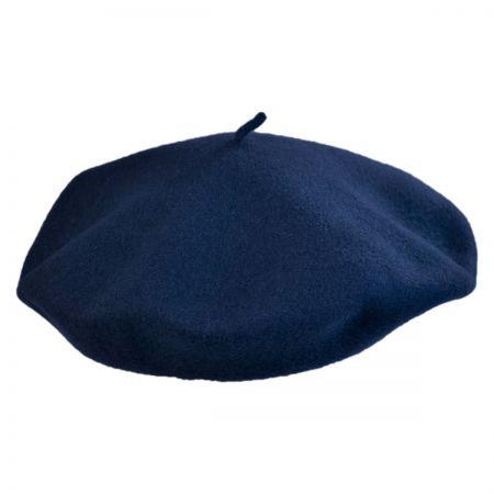Jaxon Hats Shallow Fit Basque Beret