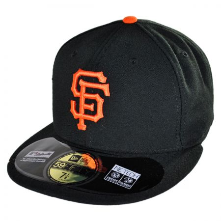 New Era San Francisco Giants MLB Game 5950 Fitted Baseball Cap