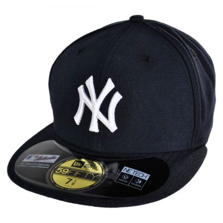 New Era New York Yankees MLB Game 5950 Fitted Baseball Cap