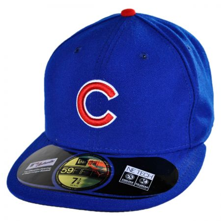 New Era Chicago Cubs MLB Game 5950 Fitted Baseball Cap