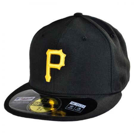 New Era Pittsburgh Pirates MLB Game 59FIFTY Fitted Baseball Cap