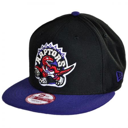 New Era Toronto Raptors NBA Hardwood Classics 9FIFTY Snapback Baseball Cap