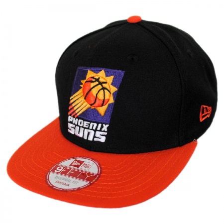 New Era Phoenix Suns NBA Hardwood Classics 9FIFTY Snapback Baseball Cap
