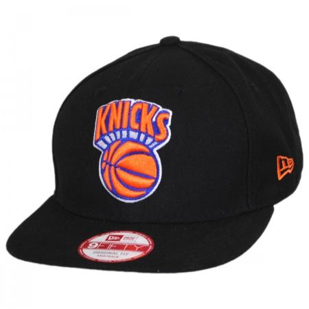 New Era New York Knicks NBA Hardwood Classics 9FIFTY Snapback Baseball Cap