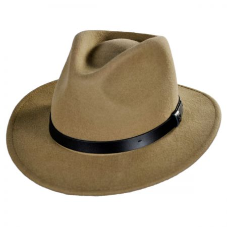 Messer Wool Felt Fedora Hat alternate view 4