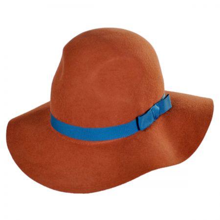 Brixton Hats Dalila Wool Floppy Hat