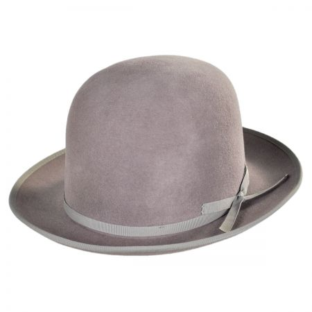Brixton Hats Wait Open Crown Wool Fedora hat