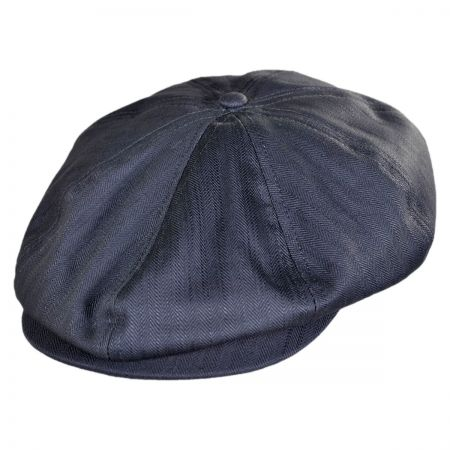 Brixton Hats Brood Solid Newsboy Cap