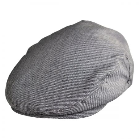 Brixton Hats Hooligan Chambray Ivy Cap