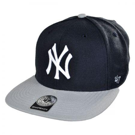 47 Brand New York Yankees MLB Sure Shot Snapback Baseball cap