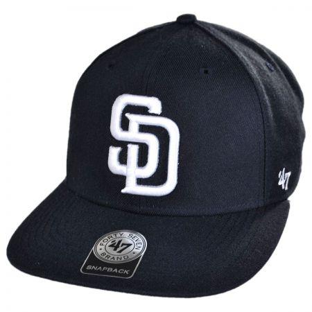 47 Brand San Diego Padres MLB Sure Shot Snapback Baseball Cap