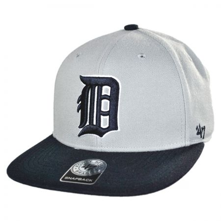 47 Brand Detroit Tigers MLB Sure Shot Snapback Baseball Cap