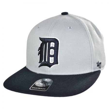 47 Brand Detroit Tigers MLB Sure Shot Snapback Baseball cap